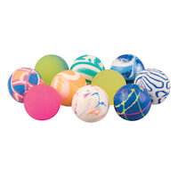 3310261 Super Balls 27 mm, Assorted Colors, 250/Pkg.