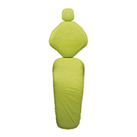 4952261 Monoart Dentist Chair Cover Kit Lime Covers, 25/Box, 264006