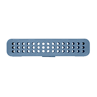 9537561 Compact Steri-Container Blue, Container, 50Z905B