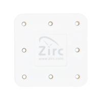 9900661 Magnetic Bur Blocks 8-Hole, White, 50Z400A