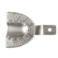 8900371 Windowtray Implant Impression Tray Upper Medium, T876