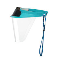5251181 iVisor Loupe Visor and Shield Kit iVisor Loupe Visor and Shield Kit, Includes 3 Shields, 10 cm, Teal, V201T-L