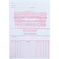"""9518681 Record Cards 5"""" x 7"""" #200A, 100/Pkg."""