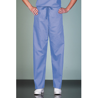 3501881 Scrub Pants Unisex Medium, Ceil Blue, 78803