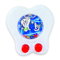 3310091 Water Games Tooth Shape, 24/Pkg.