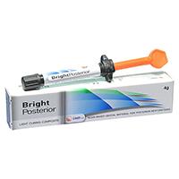 9230091 Bright Posterior Composite A1, Syringe, 4 g, 180111401
