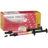 8191091 Gradia Direct Flo A2, Syringe, 1.5 g, 2/Box, 002279