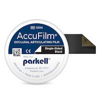 """8750191 AccuFilm I Black, Pre-Cut., 3 1/2""""L x 7/8"""" W, 280/Pkg, S014"""