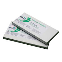 "2211291 Green Team 6"" x 12"" Sheets, 50/Box, 18096G"