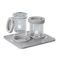 8640491 Resurge Ultrasonic Cleaner 2.0 Gallon, Dual Beaker Set, 60203