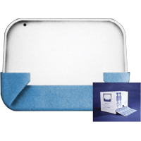 9513891 Edge-Ease X-Ray Cushion Small, White, 300/Box, BWEEW