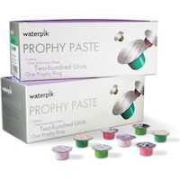 8386002 Waterpik Prophy Paste Coarse, Mint, 200/Box, 20015790