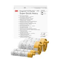 0867002 Imprint 4 VPS Impression Material Penta Super Quick Heavy Refill, 71485