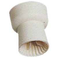 8281202 Prophy Cups 4 Web Snap-On, Regular White, 144/Pkg., 530314