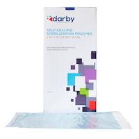 "9508202 Self-Sealing Sterilization Pouches 5.25"" x 10"", 200/Box"
