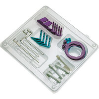 9080302 Rapid Intra Oral Positioning System Parelleling Kit without Bitewing, 409280