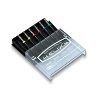 9541702 Helix Files, Nickel-Titanium Rotary 21 mm, .04 Taper #25, 6/Pkg., NT505-105