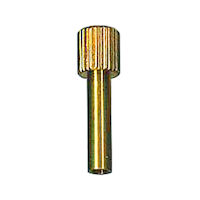 9519702 Dentatus Post Reamers Hollow Key, NLH