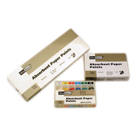 9547902 Paper Points ISO Sizes, Non-Marked #25, 200/Pkg, 201-605