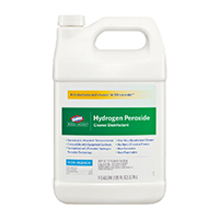 4945012 Clorox Hydrogen Peroxide Disinfectant Spray Refill, 1 Gallon, 30829