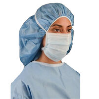 2212112 ASTM Level 1 Surgical Mask 50/Box,Blue,AT71235