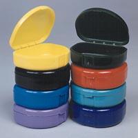 0903212 Retainer Boxes Standard Size, Blue, 10/Pkg.