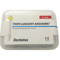9517412 Luscent and Twin Luscent Anchors Twin Anchor Refill, Small, 5/Pkg., LUT-S5