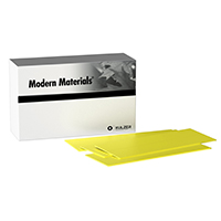 8496022 Modern Materials Yellow Bite Wax 5 lb. Box, Yellow, 50093654