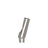 4970222 S-line Cemented Abutments S-line 15° Angulated, 11 mm, AGM-115-S