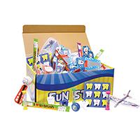 3310322 Treasure Toy Chest Dental Mix Chest w/150 Toys, TC100