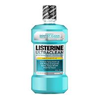 2571422 Listerine Ultraclean Artic Mint, 3.2 oz., 24/Case, 524226400
