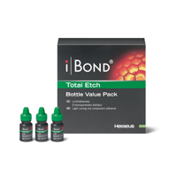 8497422 iBOND Total Etch Value Pack, 4 ml, 3/Box, 66039867