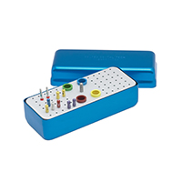 9025522 Mini Endo Holder Blue Box, 48601