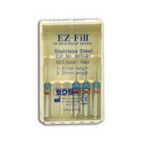 9532722 EZ-Fill Stainless Steel, Assorted, 4/Pkg., 1600-01