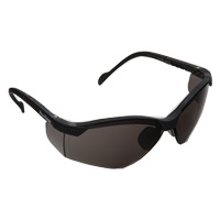 9902722 See-Breez Glasses Black, with Gray Lens, 3561BL