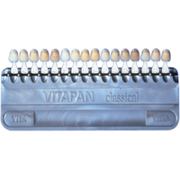 9534722 Vita Classical Shade Guide D4, Shade Tab, B168C