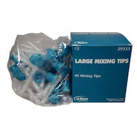8547132 Extrude Large, Mixing Tips, Teal, 48/Pkg., 29333