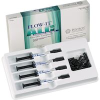 9470732 Flow-It ALC Flowable Composite A1, Value Pack, 1 ml, 6/Box, N11VA