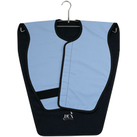 9558732 Lead-Free X-Ray Aprons Panoramic Poncho, Blue, 31460