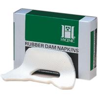 8441832 Hygenic Ora-Shield Dental Dam Napkins Large, Fits Holder, 50/Box, H00841