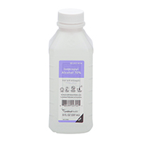 4931542 Isopropyl Alcohol 8 oz.