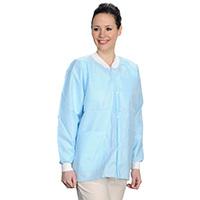 9510642 Extra Safe Jackets Medium, Sky Blue, 10/Pkg, 3630SBM