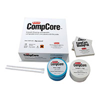 8780942 CompCore Natural, Fluoride, 28 g, 3001405