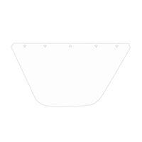 9069752 IVisor iVisor Replacement Face Shields ,12/Pkg.,V016