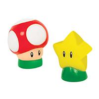 "3310062 Finger Puppets Super Mario, 1 1/2"", 24/Pkg., JV504"