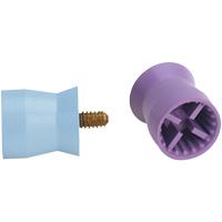 9442062 Petite Web LF Prophy Cups Latex Free Firm Blue, 144/Pkg., 054701