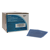 8295062 Triad Custom Tray Material Blue, 30/Box, 95752