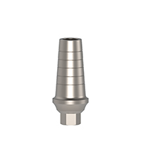 4970262 Concave Shoulder Cemented Abutments 1 mm x 10 mm, AGM-101-1C