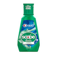 8180262 Scope Mouthwash Original Mint, Liter, 6/Case, 646368