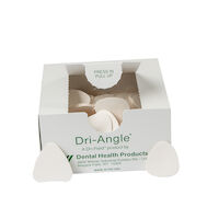 2211262 Dri-Angle Small, Plain, 400/Pkg., 31S